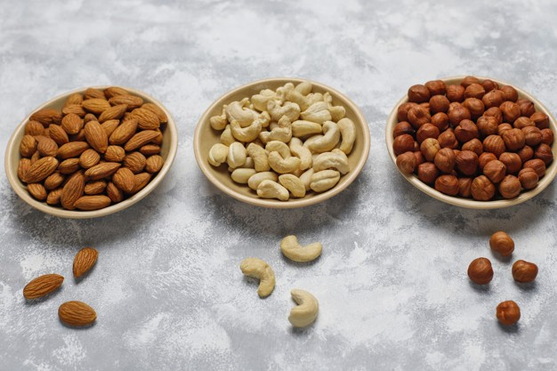 Dry Fruits for Heart Patient