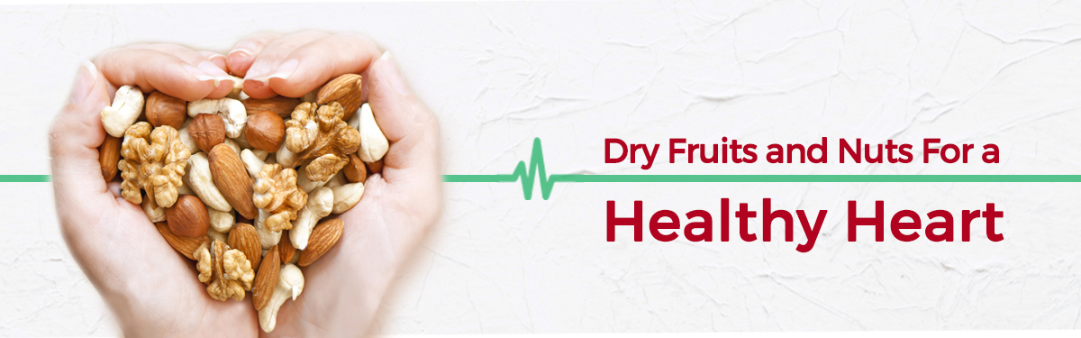 Heart Day Special: Dry Fruits and Nuts For a Healthy Heart